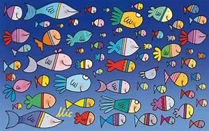 Oltre 25 fantastiche idee su Disegni di pesci su Pinterest