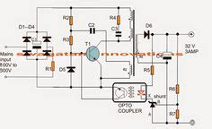 Amp Transformerless Battery Charger Circuit Smps