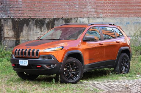 Review 2015 Jeep Cherokee Trailhawk Ecolodriver