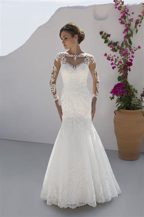 7202 wedding dress from mark lesley hitched co uk