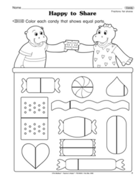 results  equal parts    worksheets guest