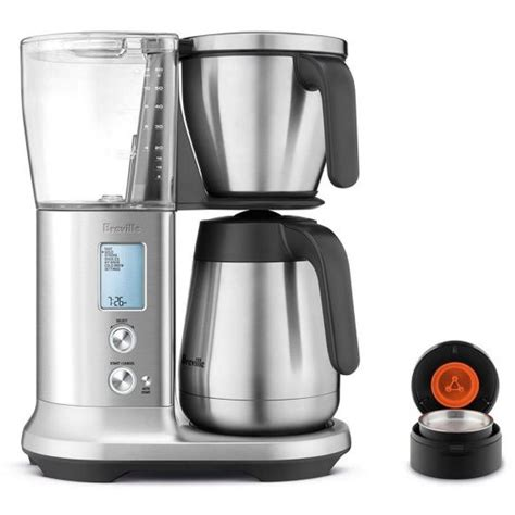 If you've ever wondered which is the best drip coffee maker on the market, the answer will vary depending on your budget and needs. the Breville Precision Brewer® Thermal | Best drip coffee maker, Coffee maker, Coffee