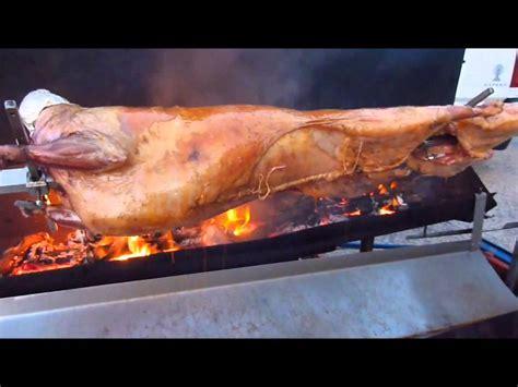 comment cuisiner la selle d agneau agneau farci et culotte d 39 agneau à la broche