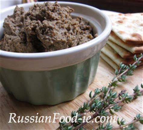 beef liver pate recipe beef liver p 226 t 233 recipe easy home maderussian food