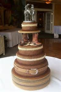 country themed wedding cakes lover 39 s country cowboy 5 tiered wedding cake with cowboy boots and the and groom