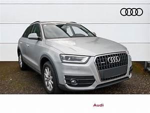 Audi Occasion Collaborateur : audi q3 2 0 tfsi 170 quattro essence occasion de couleur argent mtallise en vente chez le ~ Gottalentnigeria.com Avis de Voitures