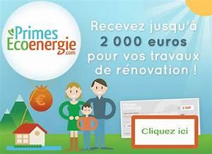 Comble Eco Energie : prime eco energie ~ Melissatoandfro.com Idées de Décoration
