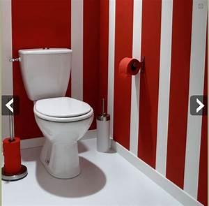 Bien Peindre Un Plafond : deco toilette id e et tendance pour des wc zen ou pop d co cool ~ Melissatoandfro.com Idées de Décoration