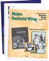 Christian Light Publications Modern Residential Wiring