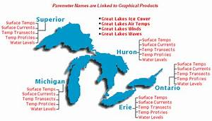 Five Great Lakes United States And Canada