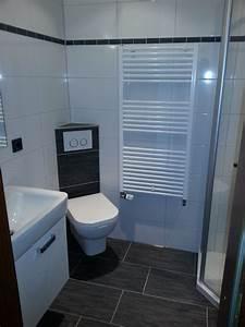 Toilette Mit Dusche : g ste wc mit dusche bad pinterest g ste wc gast und ~ Michelbontemps.com Haus und Dekorationen