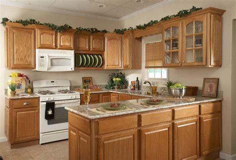 Decorating Ideas Kitchen Cabinets by Kitchen Arrangements Photos