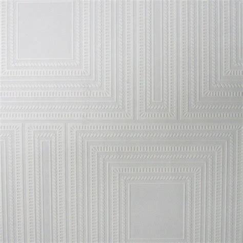 graham brown carreaux papier peint peinturable blanc