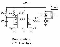 please help quotpower on delay circuit using 555quot With power delay circuit