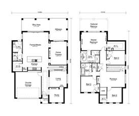 4 bedroom 2 house plans two four bedroom house plan with garage 2 small house plans simple small homes plans