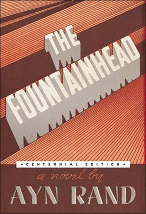 the fountainhead ayn rand the fountainhead