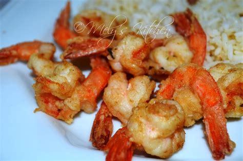 Mely's Kitchen Fried Shrimp