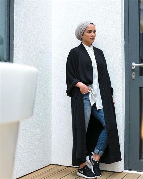 abaya sneakers miaalatouf        hijab