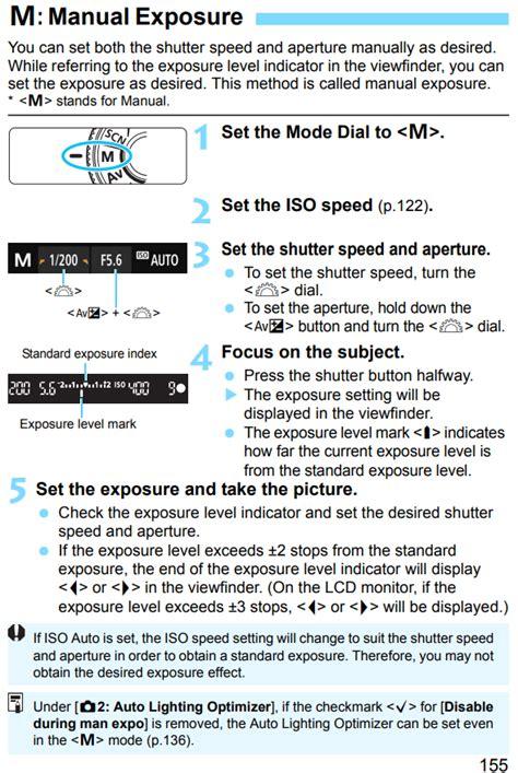 dslr      bulb shutter speed   canon