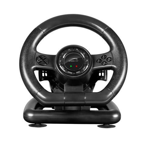 volante pc speedlink black bolt volant pc speed link sur ldlc