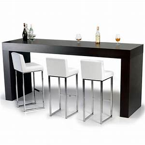 Table Et Chaise De Bar Mobilier Design Dcoration D
