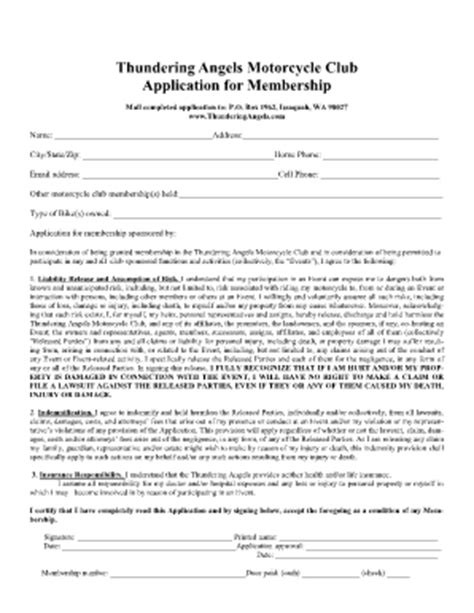 motorcycle association  motorcycle club fill