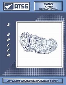 Manual Service Transmission Subaru 3 Speed  Pdf