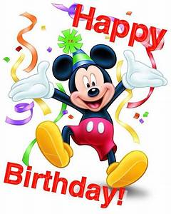 Happy Birthday Mickey Mouse : mickey mouse happy birthday quote pictures photos and images for facebook tumblr pinterest ~ Buech-reservation.com Haus und Dekorationen