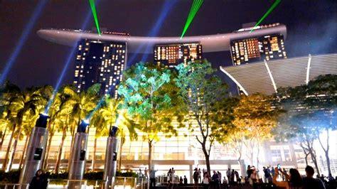 Hotel Near Garden By The Bay Singapore - gardens by the bay singapore garden city laser