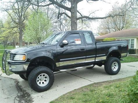 3 door ford truck purchase used 1997 ford f 150 lariat extended cab 3