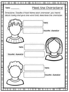 read aloud activities     start  grade