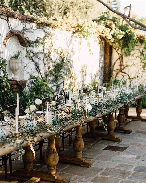 prettiest rustic wedding centerpieces martha