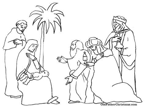 Imprime Y Colorea Tu Carta Y Dibujos Para Los Reyes Magos