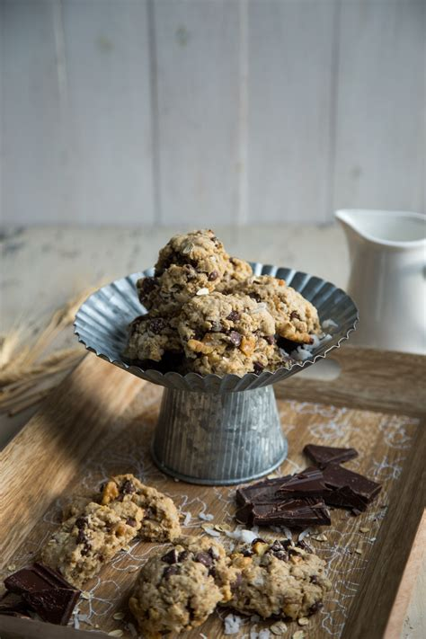 Worlds Best Lactation Cookies With Dark Chocolate And