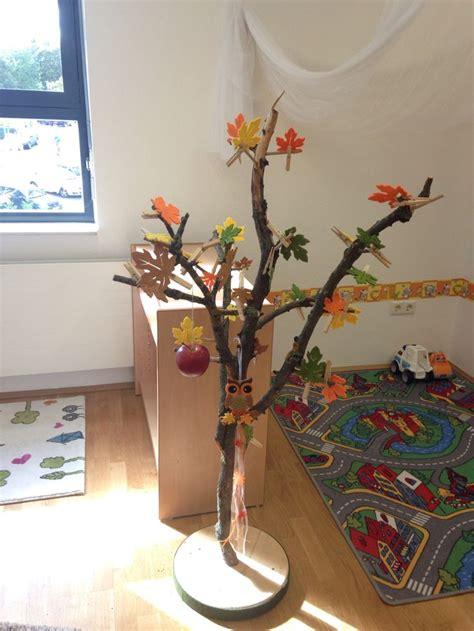 jahreszeitenbaum jahreszeitenbaum herbst im kindergarten und kindergarten themen