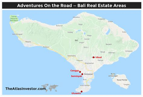 bali real estate  booming