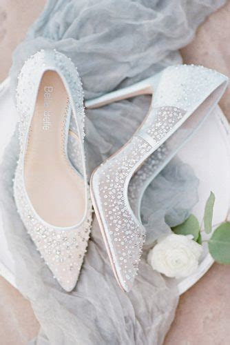 blue wedding shoes wedding shoes trends 2018 for brides wedding forward 1961