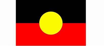 Indigenous Flag Aboriginal Hospitality Church