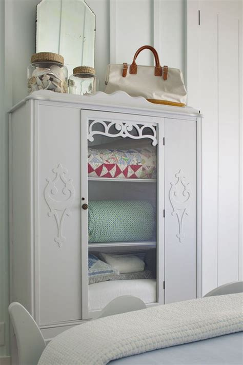 Where & How To Store Your Linens Ideas & Inspiration. Hanging Daybed. Kitchen Island Ideas. Under Window Bench. Outdoor Pots. Coral Rugs. Drawer Organizer. Built In Cabinets. Unique Dining Room Sets