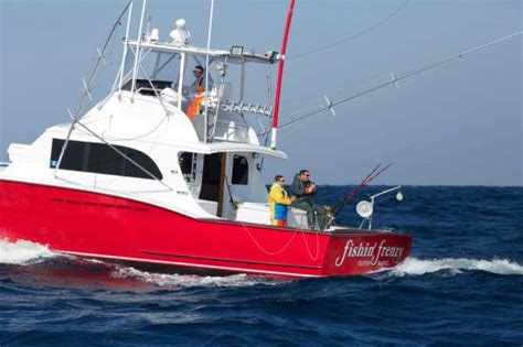 interview capt greg mayer hooks into some bluefin on