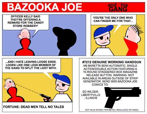 bazooka joe joe bazooka pictures news information from the web