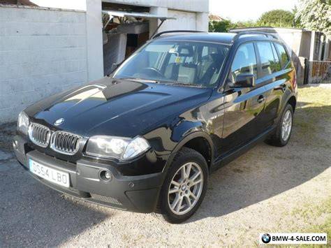 Bmw Suv For Sale by 2005 Suv X3 For Sale In United Kingdom