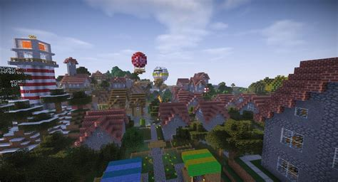 amazing minecraft map created   people   years  complete mobipicker