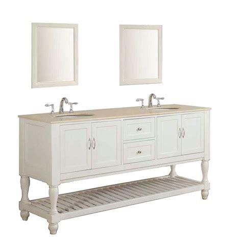 70 bathroom vanity top direct vanity sink mission turnleg 70 in vanity in