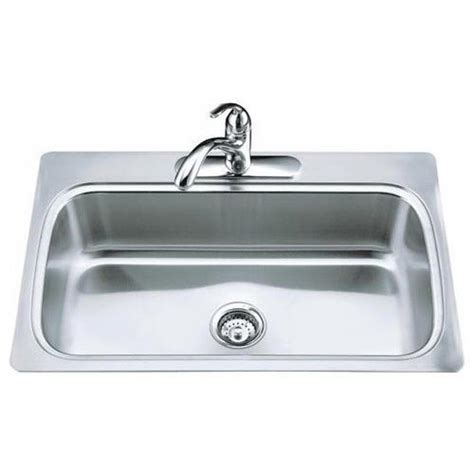 stainless steel kitchen sink sizes india single stainless steel kitchen sink size 16 x 16 inch
