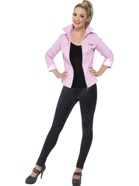 Grease Pink Lady Dames Jasje Deluxe snel thuis bezorgd!