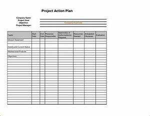 8 sales action plan template authorizationlettersorg With sales manager action plan template