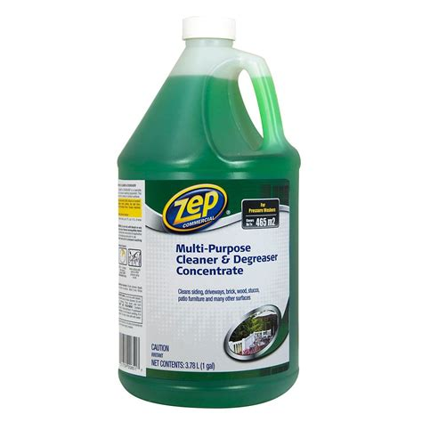 Zep Bathroom Cleaner Canada by Zep Multi Purpose Cleaner Degreaser Pressure Wash 3 78l