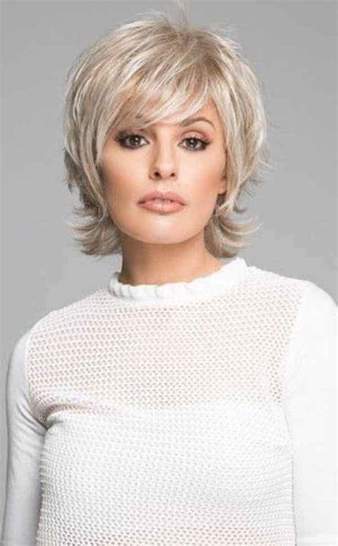 classy  simple short hairstyles  women