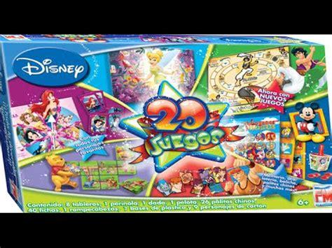 Juegos De Mesa Para Niños  20 Juegos De Mesa De Disney